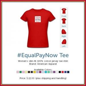 #EqualPayNow Tee