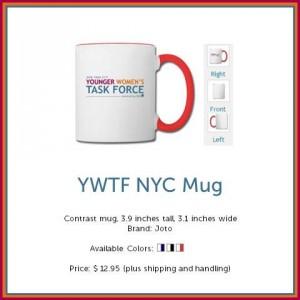 YWTF Mug